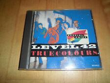 Level 42 - True Colours CD