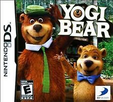 DS Yogi Bear  *BRAND NEW. FACTORY SEALED*