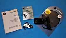 New Motorola Hs820 Bluetooth Handsfree Wireless Headset with Charger & Manuals