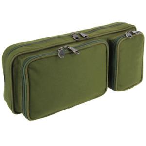 Buzz Bar Tackle Bag for Buzzers Bite Alarms Bank Sticks + Rod Rest Carp Fishing