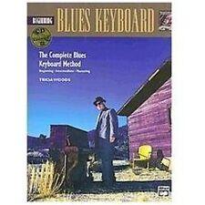 Beginning Blues Keyboard (Book & CD) (Complete Blues Keyboard Method)