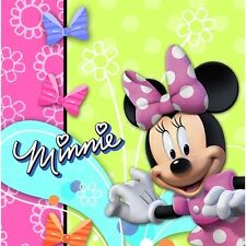 Minnie Mouse Birthday Party Supplies Large Napkins