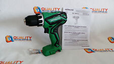"New Hitachi DS10DFL2 10.8/12V Li-Ion Cordless 3/8"" Drill/Driver - Bare Tool"