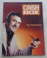 1991 CASH BOX MUSIC MAGAZINE PUBLICATION COVER- RAY PENNINGTON