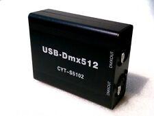USB-DMX512 LED Light 512-Channel DMX Stage Lighting Controller For Freestyler 3D