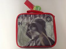Disney Star Wars Darth Vader Lunch Bag Insulated School Box Kids Food Zak