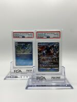 Pokemon Card PSA 10 - Greninja GX Set Detective Pikachu Japanese