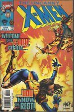 THE UNCANNY X-MEN N° 351 (albo ORIGINALE Americano)