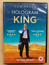 A Hologram for the King DVD 2016 Dave Eggers Drama Movie w/ Tom Hanks