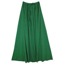 "39"" Green Cape ~ HALLOWEEN SUPERHERO, WIZARD, MAGICIAN, WITCH, COSPLAY COSTUME"