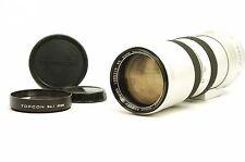 @ Ship in 24 Hours! @ Tokyo Kogaku Topcon RE Zoom Auto-Topcor 87-205mm f4.7 Lens