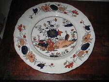 Mason's Birds Date-Lined Ceramics