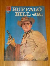 FOUR COLOUR #856 VG (4.0) BUFFALO BILL JR 1957 DELL WESTERN COMIC B