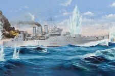 HMS Cornwall Battleship 1:350 Plastic Model Kit TRUMPETER