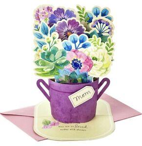 Hallmark Paper Wonder Pop-Up Mother's Day Card With Envelope