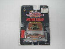 Racing Champions Motor Trend 1969 Pontiac GTO Judge