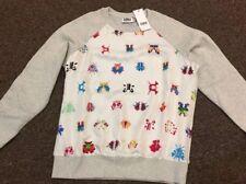Sonia Rykiel Sweater With Flowers
