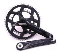 FSA 386 Gossamer Crankset Road Bike 172.5mm 10/11 Speed 52/36 386EVO BB