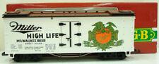 LGB 4072 Miller High Life Reefer Car LN/Box