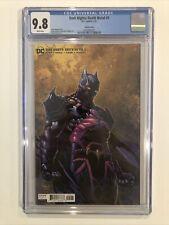 Dark Nights: Death Metal #5 CGC 9.8 David Finch variant cover 2020 Batman