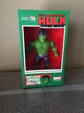 Medicom Marvel Comics Incredible Hulk Retro Sofubi Action Figure Free Shipping