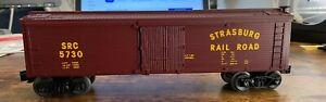 Lionel Strasburg Railroad Woodside Reefer 6-5730