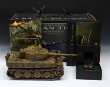 Unimax Forces Of Valor German Tiger 1 Commanded by Michael Wittmann 1/16 scale