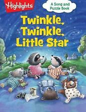 Song and Puzzle Bks.: Twinkle, Twinkle, Little Star (2016, Paperback)