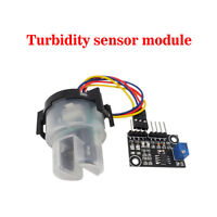 Turbidity Sensor Liquid Particles Suspended Turbidity Value Detection Module Kit