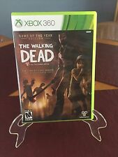 The Walking Dead -- Game of the Year Edition (Microsoft Xbox 360, 2013)
