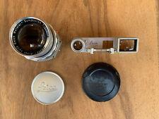 Leica M SUMMICRON 50mm f2 Dual Range DR