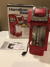 Hamilton Beach FlexBrew 49945 Single Serve Coffee Maker