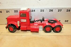 Vintage1978 Matchbox  Super Kings Peterbilt Semi Truck Cab