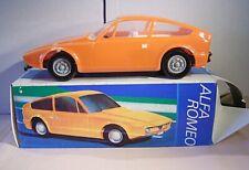 """09 002 Anker """"Alfa Romeo 1300 Junior Zagato (Schwungrad Antrieb) orange"""""""
