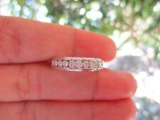 .49 Carat Diamond White Gold Half Eternity Ring 14k codeHE28 sepvergara