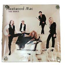1997 Original Fleetwood Mac Poster The Dance Album Promo Near Mint Huge 36�x36�