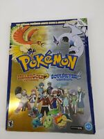 The Official POKEMON Johto Guide & Pokedex HEART GOLD SOUL SILVER Version Book