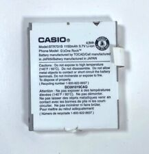 Casio BTR731B 1150mAh 3.7V Replacement Battery