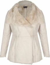Plus Size Coats & Jackets of Polyester for Women