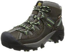 KEEN Women's Targhee II Mid Waterproof Shoe Raven / OPALINE 6.5 1014997