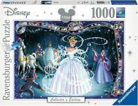 Ravensburger 19678 Disney Collector's Edition Cinderella 1000 Piece Jigsaw...