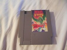 Dragon Warrior NES Nintendo Game Cartridge Only  Quest RPG CLEANED AND TESTED