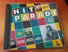 HIT PARADE 1962-Mina Celentano Modugno Di Capri Paoli Renis Tenco DOPPIO CD
