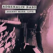 Johnny Marr - Adrenalin Baby Live - New CD Album