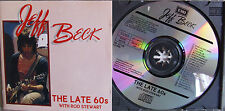 Jeff Beck with Rod Stewart- The Late 60s- EMI 1988- Made in UK