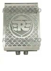 Royal Enfield Radiator Guard Grill Stainless Steel For Interceptor 650