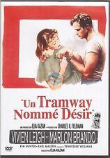DVD UN TRAMWAY NOMME DESIR vivien leigh marlon brando VOST