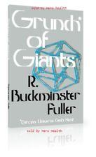 Grunch of Giants by Buckminster Fuller paperback