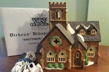 Department 56 Dickens' Village Series