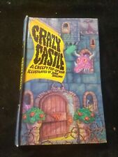 Crazy Castle by Peter Seymour (1989, Children's Board Books) Pop-Up Book